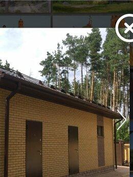 Каменщик -  Строим дом и гараж. Облицовичный кирпичам…, 0