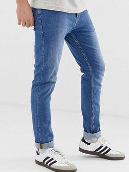 Джинсы - Тонкие джинсы, 0