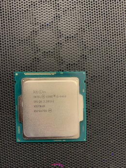 Процессоры (CPU) - Процессор Intel Core i5-4460, 0