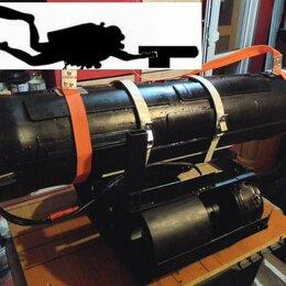 Гидроциклы - 2х моторный подводный буксировщик пловца, 0