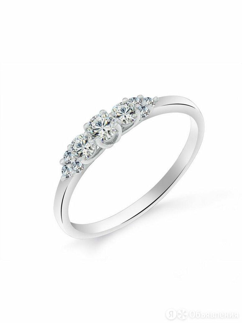 к210207 Кольцо (Серебро) (размер: 18) по цене 1110₽ - Комплекты, фото 0