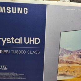 Телевизоры - Телевизор SAMSUNG series 8 50/126см, 0