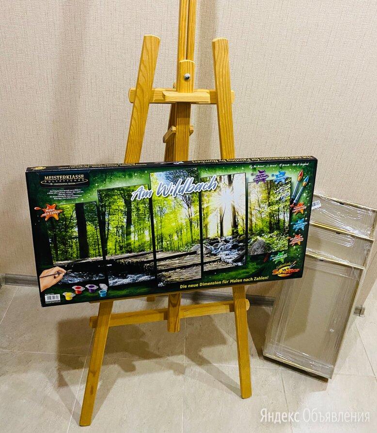 Картины по номерам  по цене 4800₽ - Раскраски и роспись, фото 0