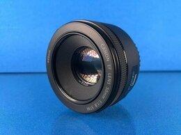 Объективы - Canon EF 50mm f/1.8 STM, 0