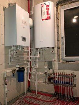 Архитектура, строительство и ремонт - Монтаж отопления водоснабжения канализации, 0