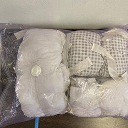 Постельное белье - Бортики на детскую кроватку, 0