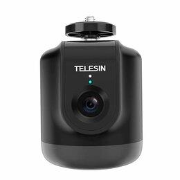 Приборы для ухода за лицом - Telesin smart tracking pan tiln устройство с функцией распознавания лица, 0