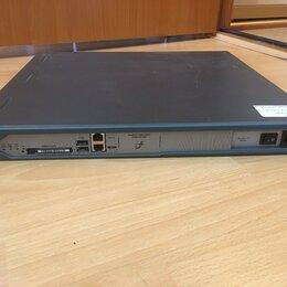 Проводные роутеры и коммутаторы - Маршрутизаторы Cisco 2811, 0