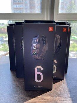 Умные часы и браслеты - Фитнес-браслет Xiaomi Mi Band 6, 0