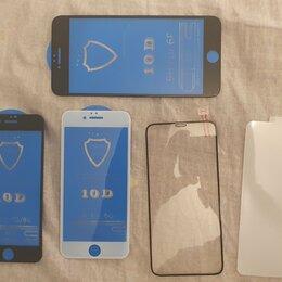 Защитные пленки и стекла - Защитное стекло на iPhone \ Samsung, 0