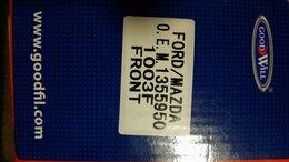 Тормозная система  - Колодки тормозные передние Goodwill 1003F., 0