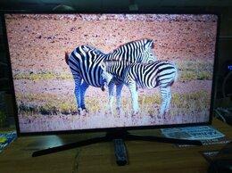 Телевизоры - Телевизор LED Samsung UE40KU6000U б/у, 0
