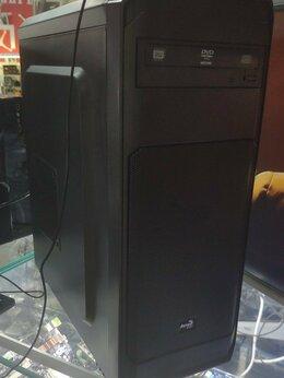 Настольные компьютеры - Системный блок i5 7500 / 8 Gb / SSD 120 /HDD 500 , 0