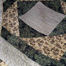 Одеяла - Одеяло (покрывало) лоскутное 2,1х1,42 м, 0
