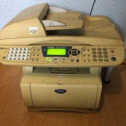 Принтеры, сканеры и МФУ - МФУ Brother mfc-8840d под восстановление или на запчасти, 0