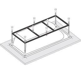 Комплектующие - Каркас для ванн 190x90 Vagnerplast VPK19090, 0