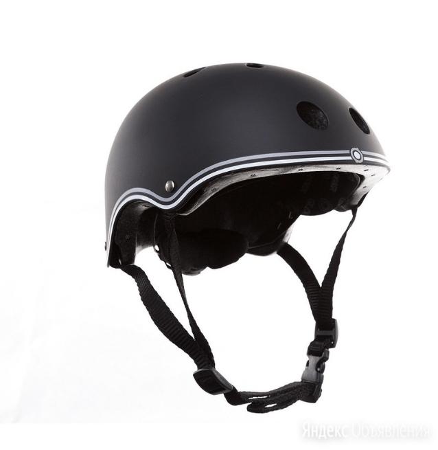 """Шлем """"Globber"""" JUNIOR 500-120XS/S (51-54см) / Черный по цене 2390₽ - Защита и экипировка, фото 0"""