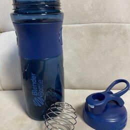 Шейкеры и бутылки - Шейкер бутылка для воды Blender bottle, 0