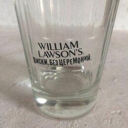 Бокалы и стаканы - Стакан для виски William Lawson's, 0