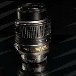 Объективы - Nikon AF-S 18-55 mm VR // 8366 📷📷📷📷, 0