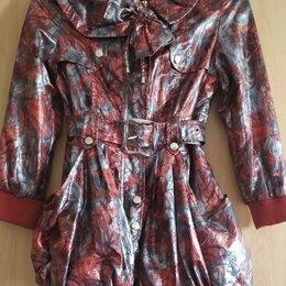 Пальто и плащи - Плащ детский 130, 0