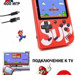 Ретро-консоли и электронные игры - Игровая приставка sup gamebox plus 400 в 1 , 0