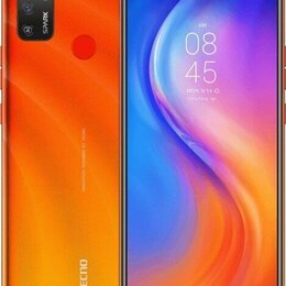 Мобильные телефоны - Новый смартфон Tehno Spark 5 air, 0