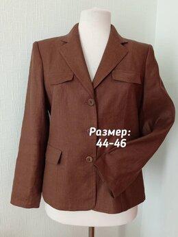 Пиджаки - Пиджак льняной TALBOTs, 0