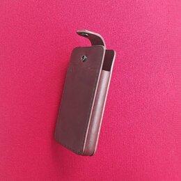 Чехлы - Кожаный чехол кобура  для телефона ручной работы , 0
