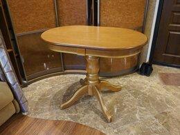 Столы и столики - Стол обеденный из массива, 0
