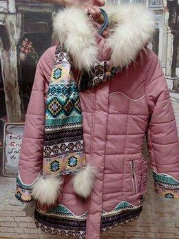 Куртки и пуховики - Куртка пальто зимнее R*M, 0