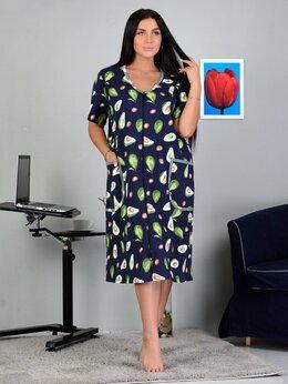 Домашняя одежда - Халат женский большого размера мод. 568, 0