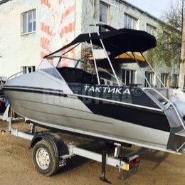 Моторные лодки и катера - Каютный катер Тактика - 550 Cruise, 0