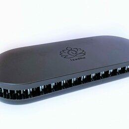 Йога - Доска Садху — шаг 7 или 10 мм. Черная. + Курс гвоздестояния, 0