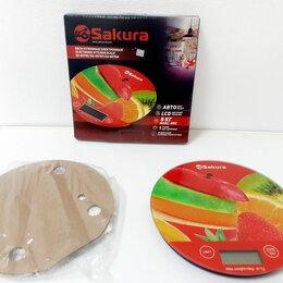 Кухонные весы - Весы для кухни sakura SA-6076, 0