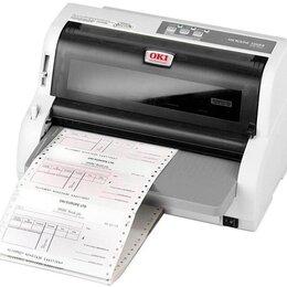 Матричные принтеры - Принтер матричный oki microline 5100 FB, 0