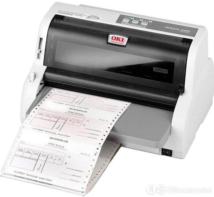 Принтер матричный oki microline 5100 FB по цене 20000₽ - Матричные принтеры, фото 0