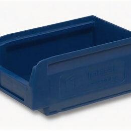 Корзины, коробки и контейнеры - Контейнер пластиковый 165х100х75, 0