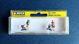 Фигурки и наборы - Фигурки Noch «Мамы и дети» / Mother and Baby, H0…, 0