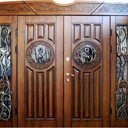 Входные двери - Парадная дверь для Загородного дома, 0