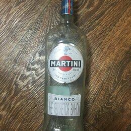 Бутылки - Бутылка стеклянная из-под Мартини  1 литр, 0