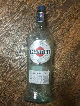 Бутылки - Бутылка стеклянная из-под Мартини, 0