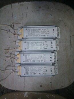 Настенно-потолочные светильники - Балласт для люминесцентных ламп, 0