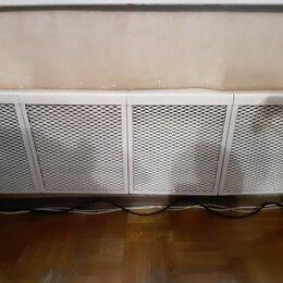 Экраны для радиаторов - Экран металлический для батареи отопления, 0