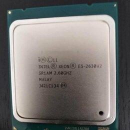 Процессоры (CPU) - Процессор Intel Xeon e5 2630 v2 LGA 2011, 0