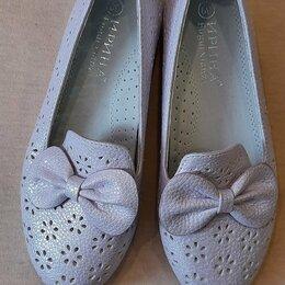 Балетки, туфли - Туфли для девочки, 0