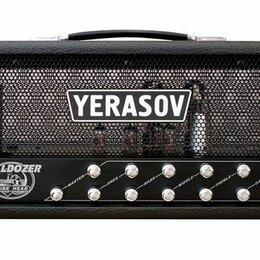 Гитарное усиление - Ламповый Гитарный Усилитель Yerasov Bulldozer-EL, 0