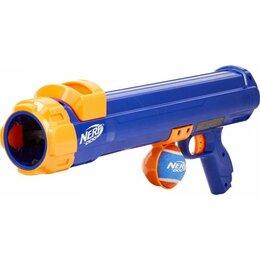 Игрушечное оружие и бластеры - Бластер NERF для игры с собакой, 50 см, 0