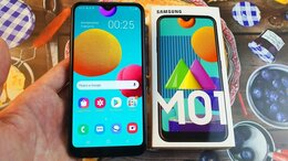 Мобильные телефоны - Смартфон Samsung M series 2021, 0