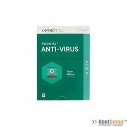 Программное обеспечение - ПО Kaspersky Anti-Virus Russian Edition. 2-Desktop 1 year, 0